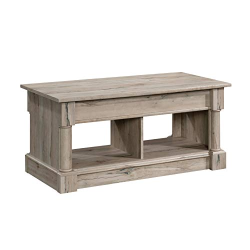 Sauder 424817 Palladia Lift Top Coffee Table, Split Oak Finish