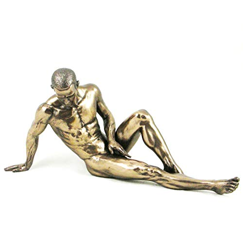 Body Talk Sculpture Homme - Athlete, Resin, 25x12cm - # 75076