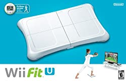 top rated Wii Fit U – Wii U with Wii Balance Board and Fit Meter. 2021