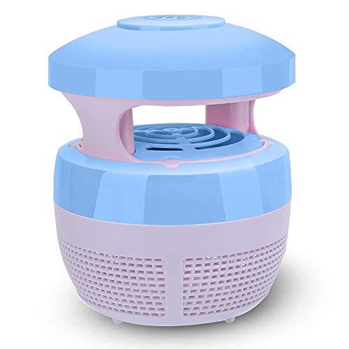 Jieer Mosquito Killer, 360 ° LED Capture Light, portátil, fácil de Limpiar, Ahorro de energía,...