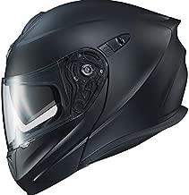 ScorpionExo EXO-GT920 Full Face Modular Helmet (Matte Black, X-Large)