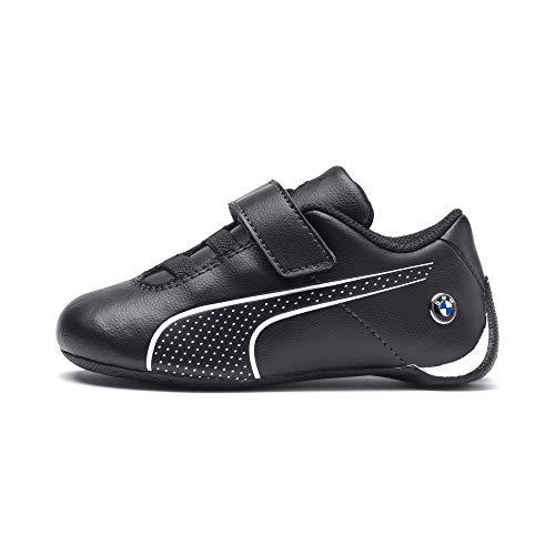 PUMA BMW M Motorsport Future Cat Ultra Baby Sneaker Anthracite-Puma White UK 8.5_Infant_FR 26