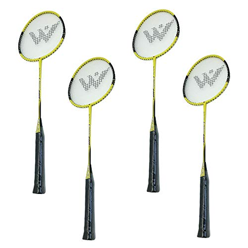 4er Set Badminton