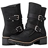 GLOBALWIN Fashion Ankle Boots For Women 8M