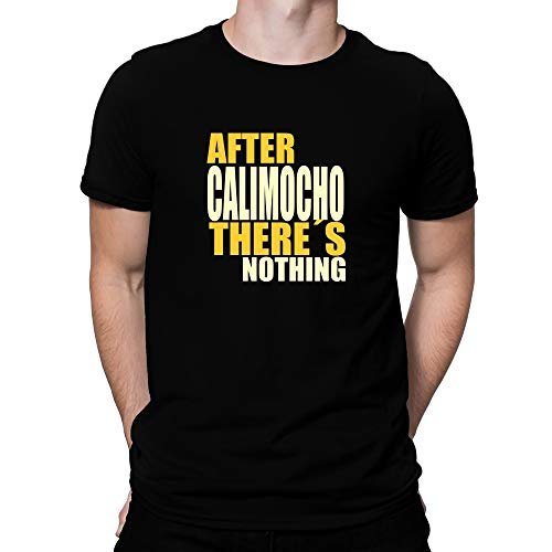 Teeburon After Calimocho There's Nothing Camiseta S