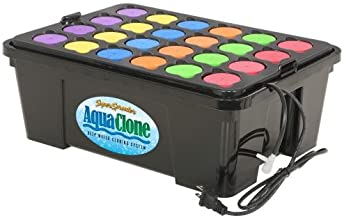 Super Sprouter 24-Site Deep Water Cloner - Aqua Clone