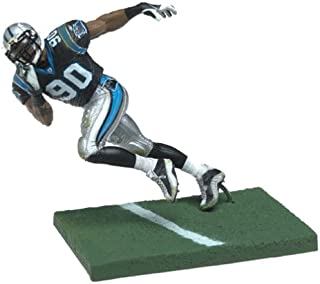 McFarlane Toys NFL Sports Picks Series 7 Action Figure Julius Peppers (Carolina Panthers) Black Jersey