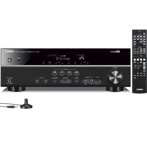Yamaha RX-V373 5.1-Channel AV Receiver - (Discontinued by Manufacturer)