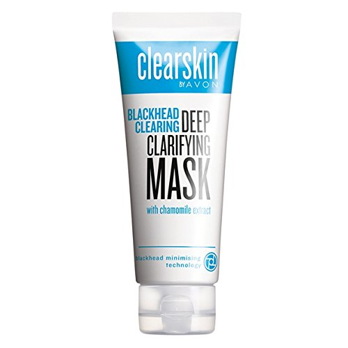 Clearskin BLACKHEAD ELIMINATING DEEP TREATMENT MASK from Avon - Tough on...