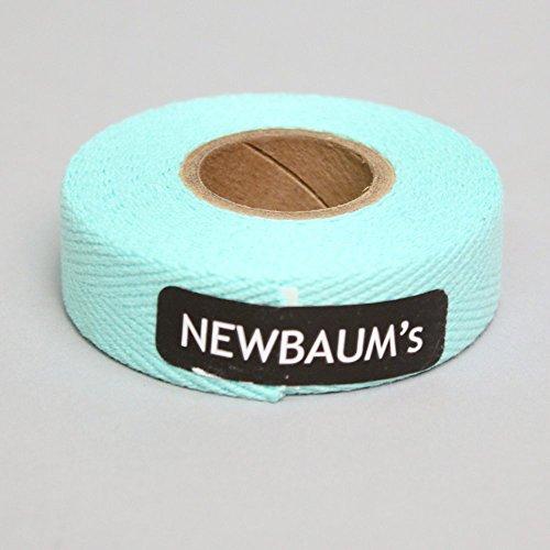 Newbaum's Lenkerband aus Baumwolle für Rennräder (Celeste)