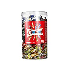Idea Regalo - Celebrations - Assortimento di cioccolatini, 155 praline in una scatola da 1435 g