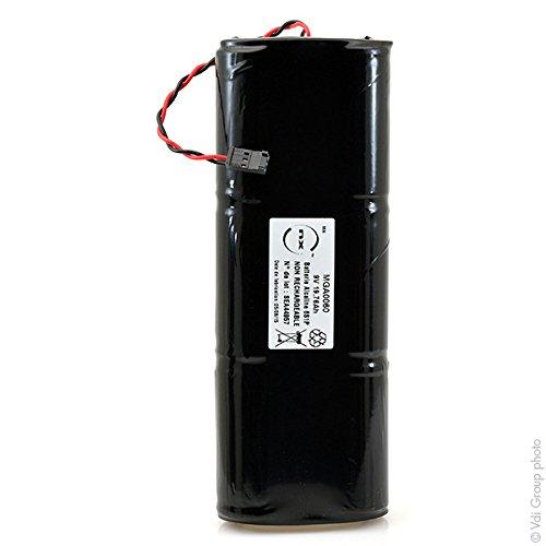 NX - Batterie Alkaline 6x D NX 6S1P ST5 9V 19.76Ah HE13