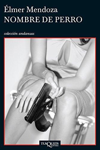 Book's Cover of Nombre de perro Versión Kindle