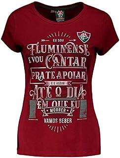 Camiseta Fluminense Canto Feminina