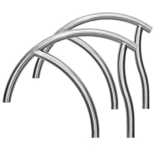 Inter-Fab DR-G3DE065-SINGLE Economy Stainless Steel Pool...