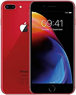 Apple iPhone 8 Plus With FaceTime (Product) Red 256GB 4G LTE