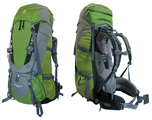 Deuter Trekking-Rucksack Backpacker 60+10 Emerald-Titan