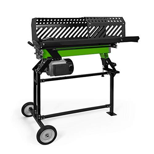 VITO Garden hydraulikspalter Holzspalter bis 520 mm | 7 Tonnen Spaltkraft 7t | Brennholzspalter 230 V | Holzspalter liegend 2900 W Holzspalter 7t 230v 2900w