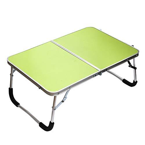 Mesa de Camping Plegable Mesa de Picnic Portátil Maleta de Aluminio de Utilidad Escritorio para Picnic Al Aire Libre Playa Patio Camping Mesa de Comedor 61 * 41 * 27cm