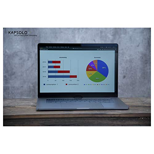 KAPSOLO 2H anti-bacterial anti-glare screen protector/screen protector filter
