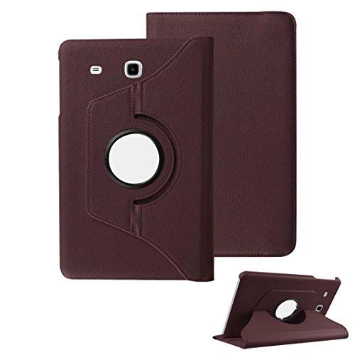 SOTEFE Samsung Galaxy Tab A6 7.0 SM-T280 Funda - 360° Rotación Cuero PU Funda...