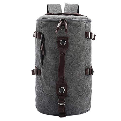 hpterra Vintage Laptop Backpack for Men, 15.9 Inch Laptop Backpack for Boys School Backpack Casual Bookbag