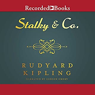 Stalky and Co. cover art