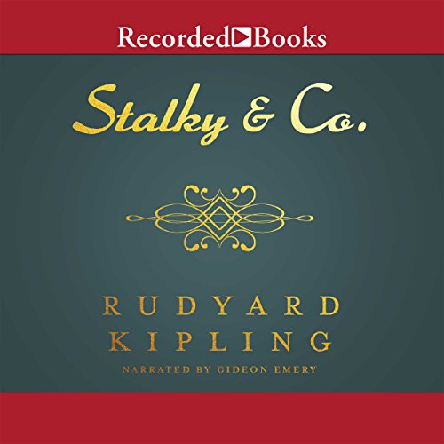 Stalky and Co. audiobook cover art