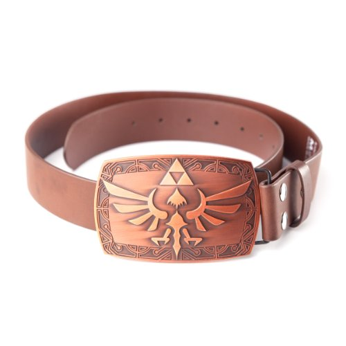 NINTENDO - Cinturón para hombre The legend of Zelda, talla 126.5 cm...