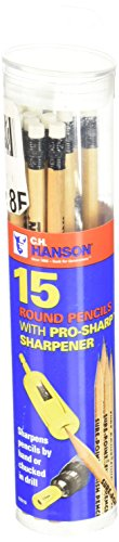 Hanson C H 2010 Fin Carpentry Pencil (15 Pack)