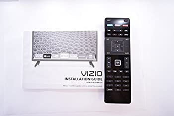 VIZIO D24-D1 D28h-D1 TV REMOTE CONTROL AND INSTALLATION GUIDE 20434