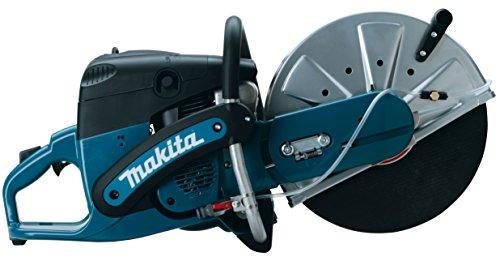 Makita EK7301 Benzin-Trennschleifer 350 mm, 3,8 kW, 3800 W, Schwarz, Blau