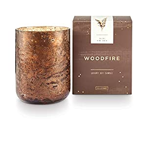 Makes a great decorative accent Fragrance Profile: Chypre + Wood Burn Time: 45 Hours Great gift idea