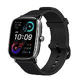 Amazfit Smartwatch GTS 2 Mini GPS Aktivitätstracker 1,55'' mit 70 Sportmodi, 14 Tagen Akkulaufzeit,...