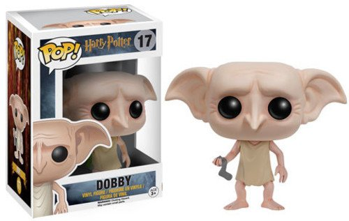 Funko 6561 POP Vinylfigur: Harry Potter: Dobby, Standard