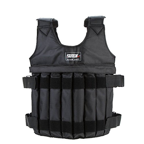 Best 40 to 44 pounds strength training weight vests review 2021 - Top Pick