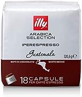 illy Capsule Caffè Iperespresso, 6 Confezioni da 18 Capsule, Totale 108 Capsule