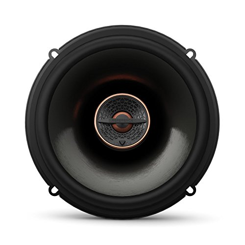 Infinity REF6522IX 6.5' 180W Reference Series Coaxial Car Speakers With Edge-driven Textile...