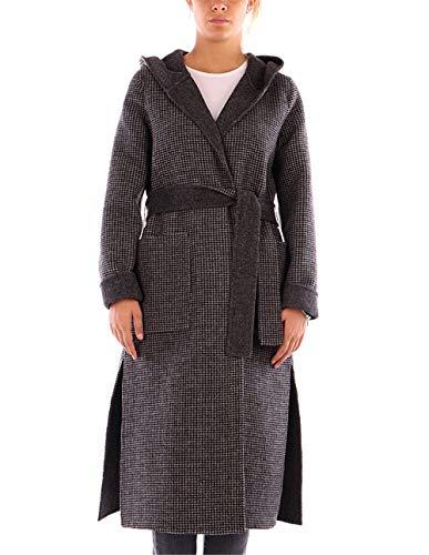 CARACTERE Helen 2 Cappotti Donna Grigio 40