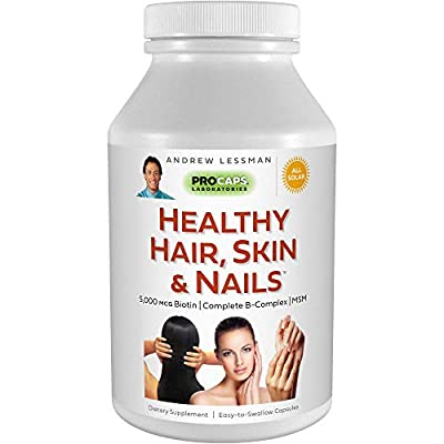 Healthy Hair, Skin & Nails 250 Capsules