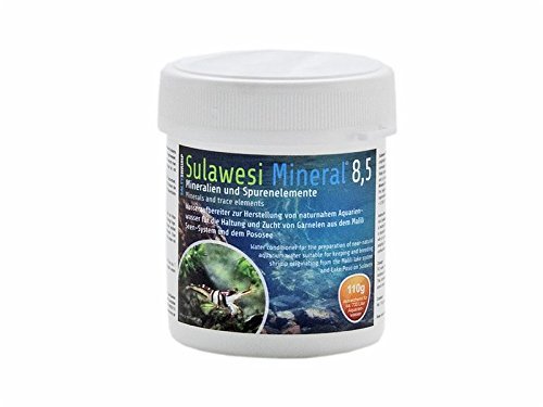 SALTYSHRIMP Sulawesi Mineral 8,5-110g