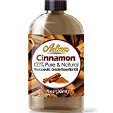 Artizen Cinnamon Essential Oil (100% PURE & NATURAL - UNDILUTED) Therapeutic Grade - Huge 1oz Bottle...