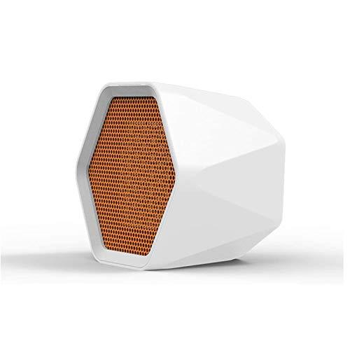 Calefacción Calentador de ventilador Calentador de cerámica portátil con termostato ajustable Personal...