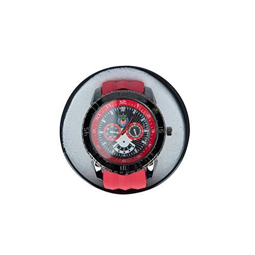 Chivas Reloj 426 Negro con Rojo, unitalla