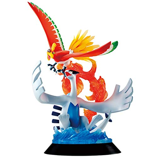 zzdgfc Pokemon Ex Ho-Oh Lugia Anime Action & Spielzeug Figuren Modell Spielzeug Für Kinder