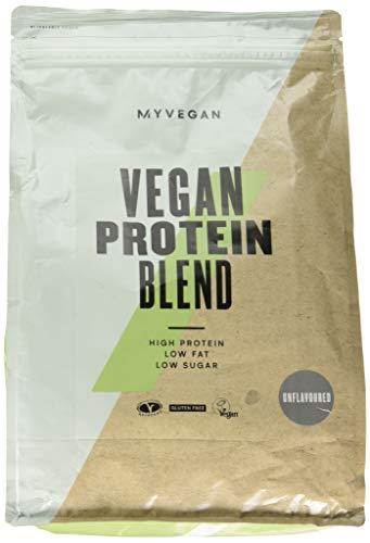 MyProtein Vegan Protein Blend V2 Unflavoured, 2.5 kg