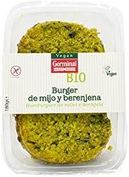 Germinal Burger de Berenjena y Mijo Bio, 180g