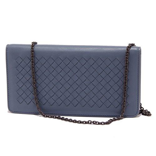 Bottega Veneta 7038U BAG POCHETTE portafoglio donna CONTINENTAL wallet woman [ONE SIZE]