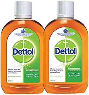 Dettol Liquid 500 Ml Set Of 2