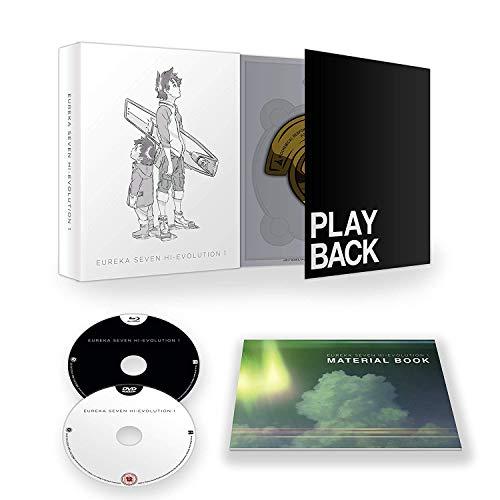 Eureka Seven - Hi-Evolution Collector's Combi [Blu-ray]